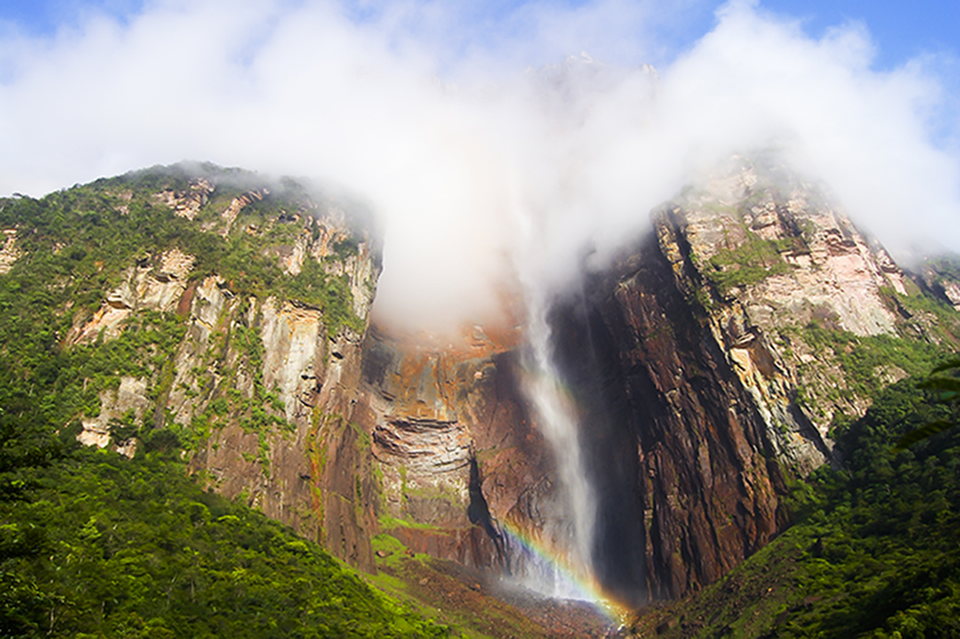Haniel Travel | Angel Falls